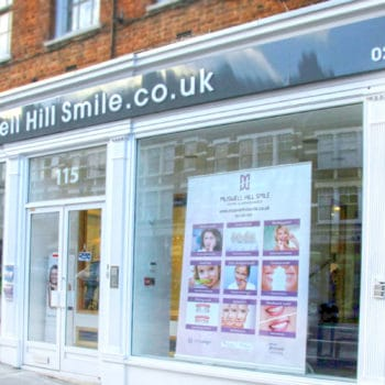 Muswell Hill Smile practice