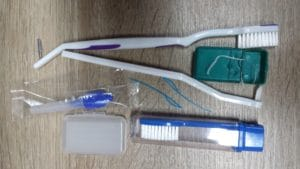 Benefits of interdental cleaning